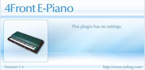 4Front E Piano Module 2