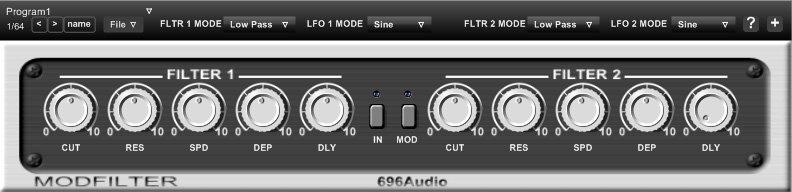 696Audio Modfilter 3