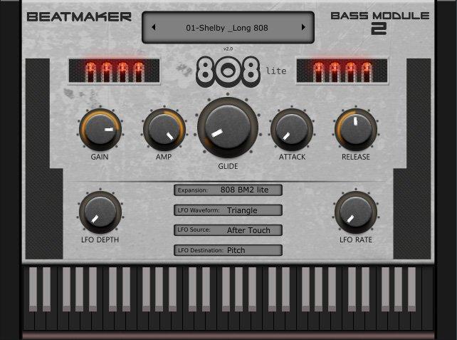 808 Bass Module 3