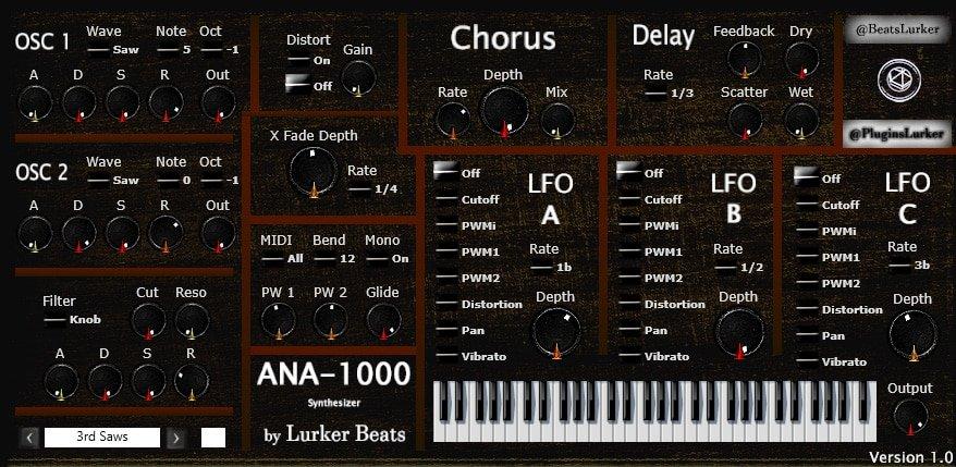 ANA 1000 3