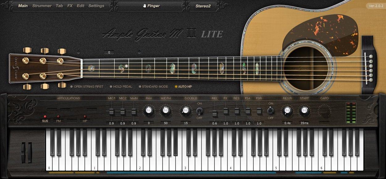 Ample Guitar M Lite 3