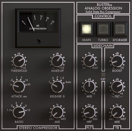 Analog Obsession BUSTERse