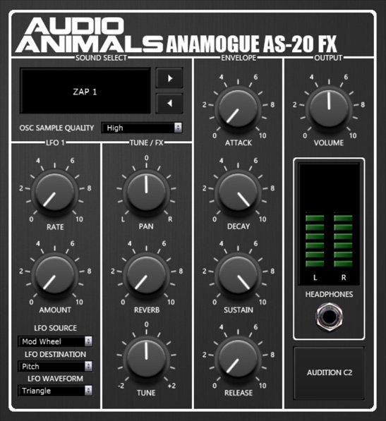 Anamogue 3