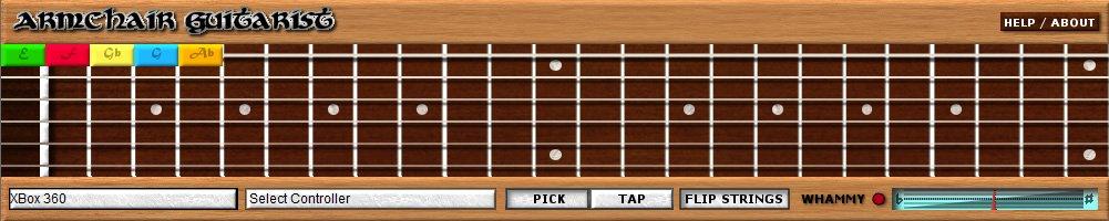 Armchair Guitarist 3