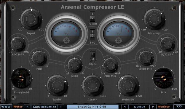 Arsenal Compressor 3