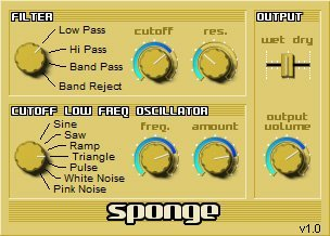 AudiSE Sponge 2