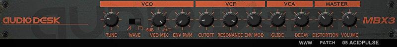 AudioDesk MBX 3