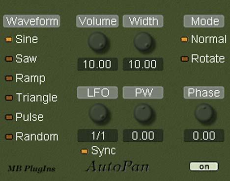 AutoPan 2