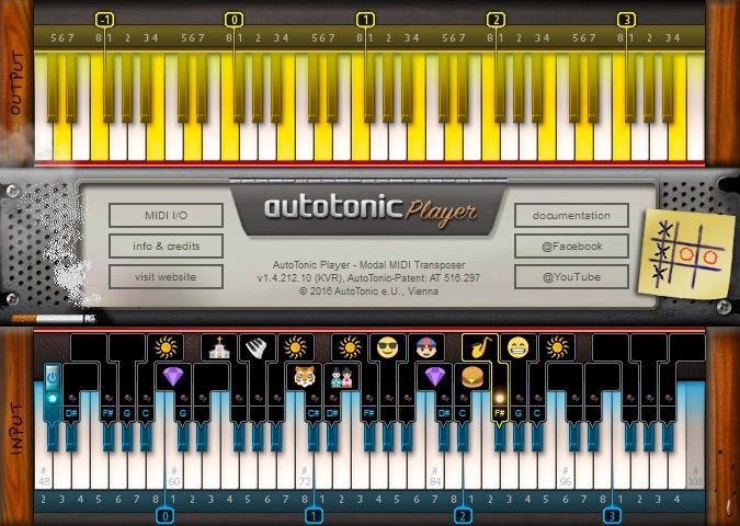AutoTonic 3