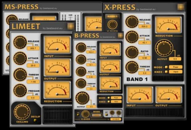 BAEU Compression 2