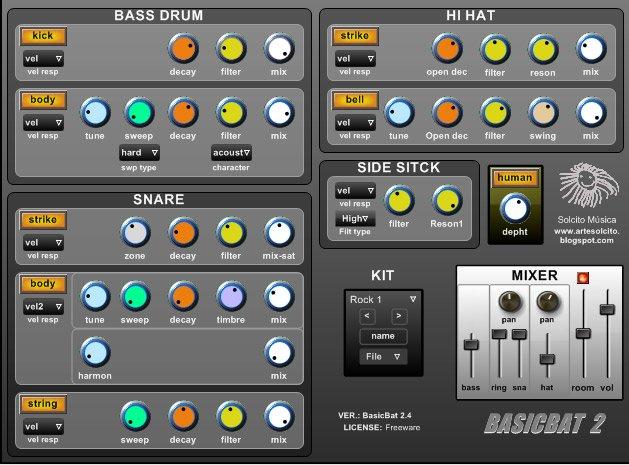 BasicBat 3