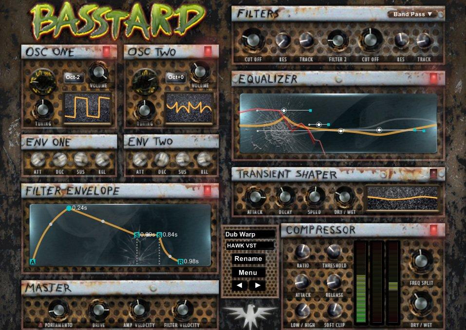 BassTard 3