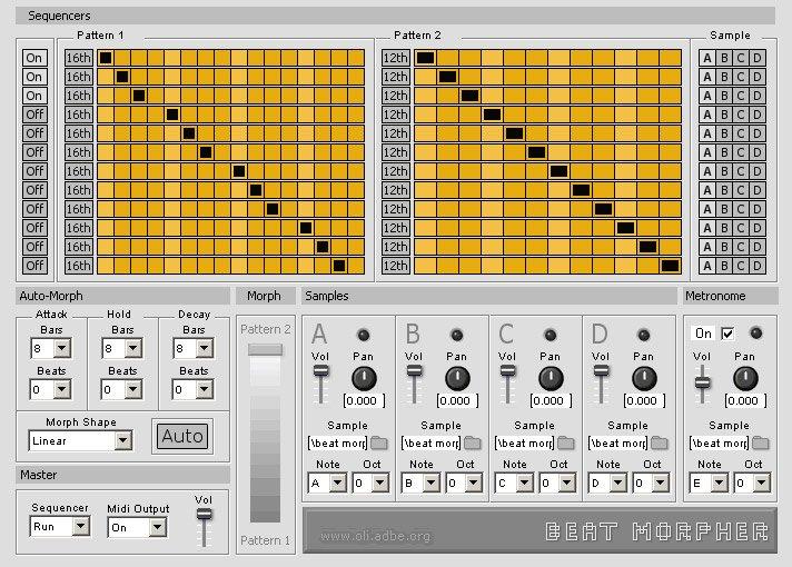Beat Morpher 3