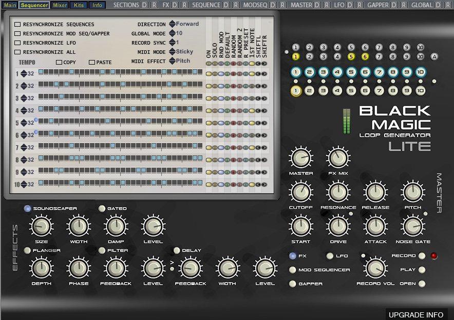 Black Magic Lite 3