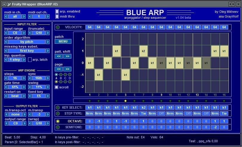 BlueARP vstplanet