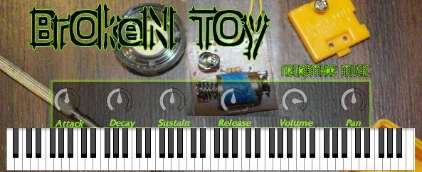 Broken Toy 3