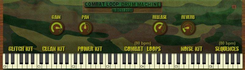 COMBAT LOOP 3