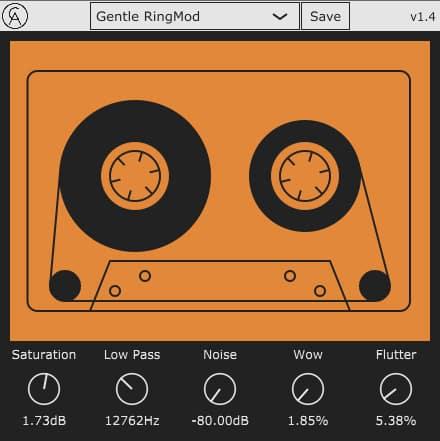 CaelumAudio TapeCassette 2