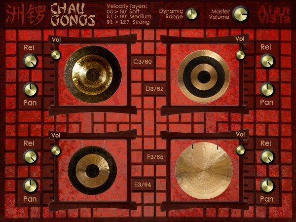Chau Gongs 3