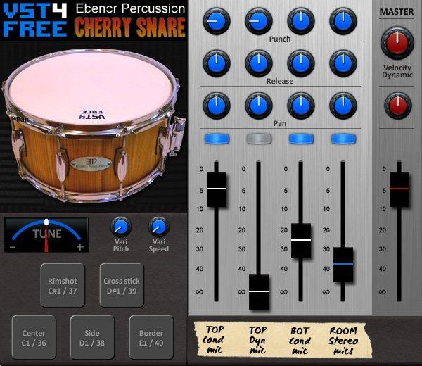 Cherry Snare 3