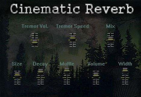 Cinematic Reverb 2