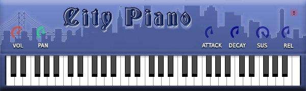 City Piano 3