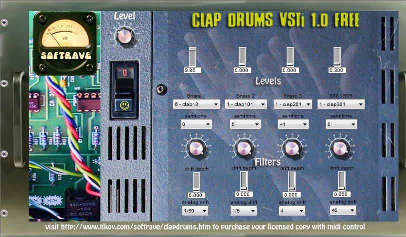 Clap Drums 3