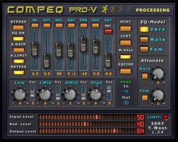 CompEQ Pro V 3