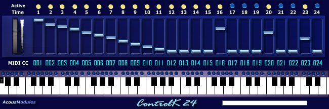 ControlK 3