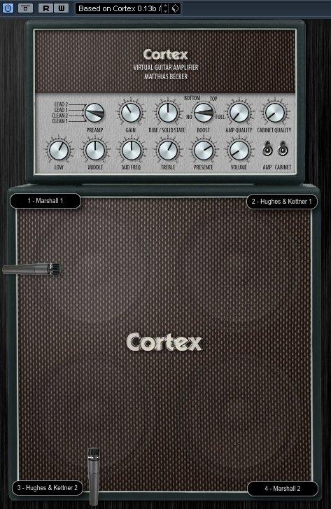 Cortex amp
