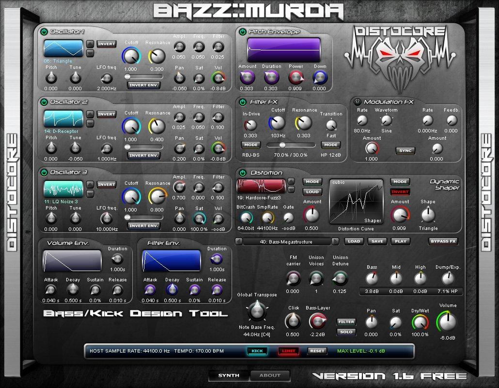 DC Bazz Murda 3