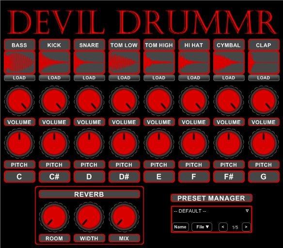 DEVIL DRUMMR 3