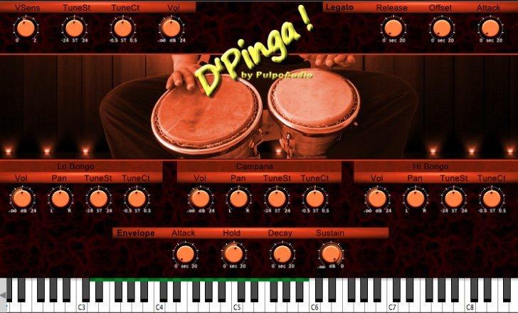 DPinga Bongo 3