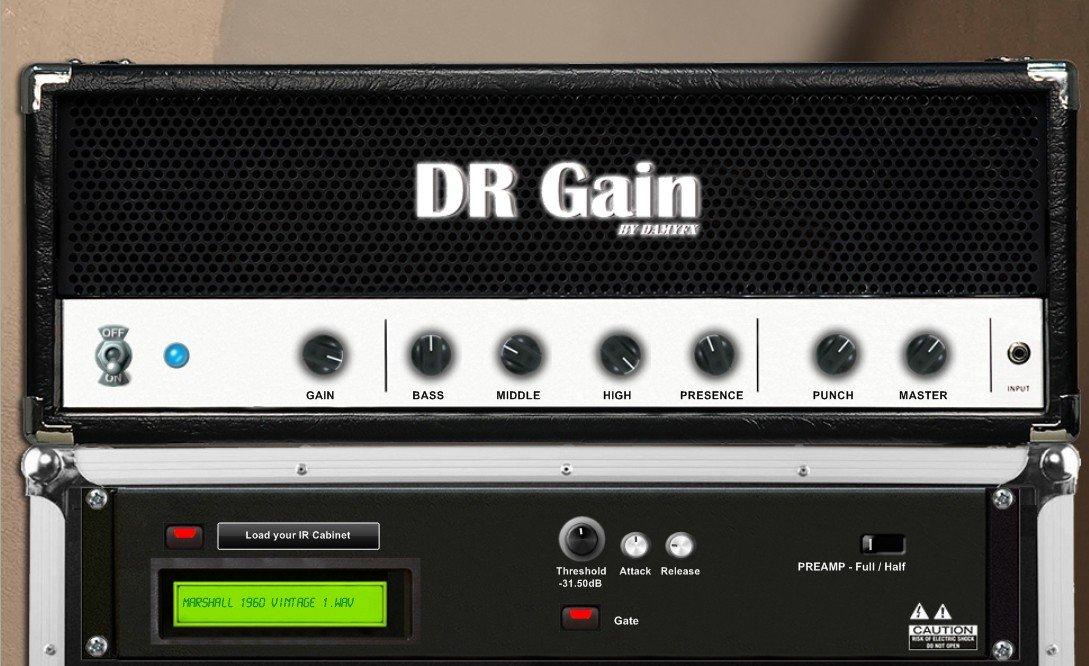 DR Gain