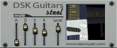 DSK Guitars Steel 3