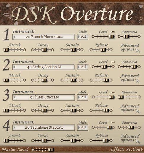 DSK Overture 3