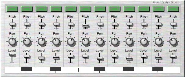 DVS DrumSampler 3