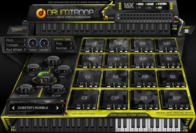 DrumTROOP 3