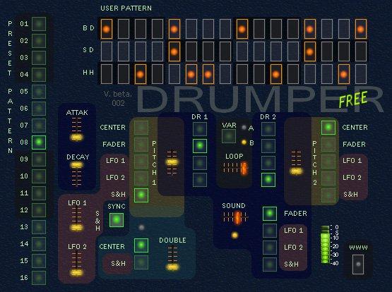 Drumper beta 3