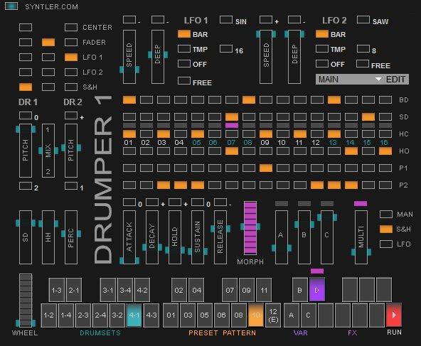 Drumper 3