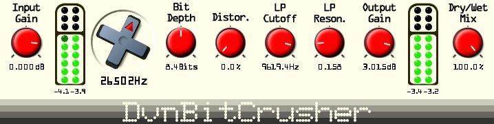 DvnBitCrusher 3
