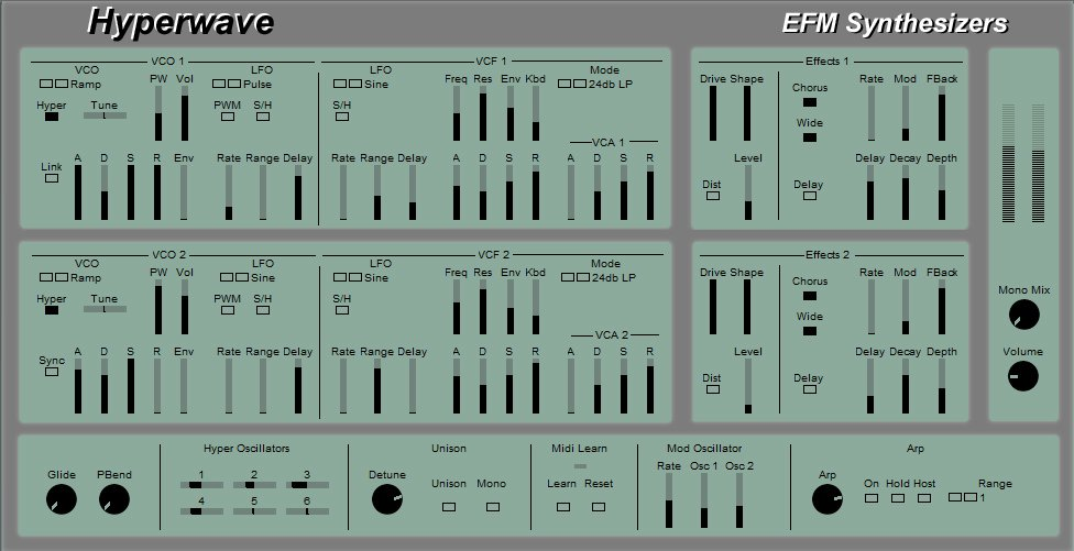 EFM Hyperwave 3
