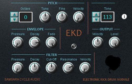 EKD KickDrum 3