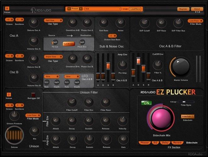EZ Plucker 3