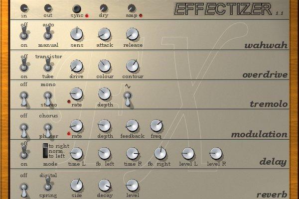 Effectizer 3