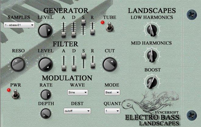 ElectroBassLandscapes 3