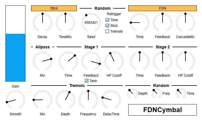 FDNCymbal 3