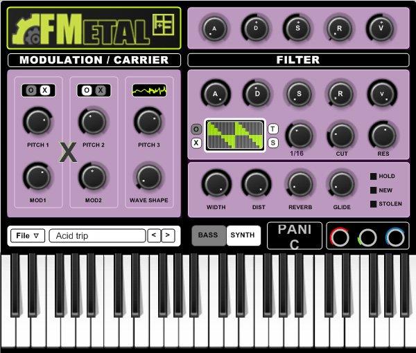 FMetal 3