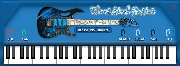 FS Blues Steel Guitar 3