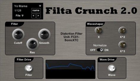 Filta Crunch II 3